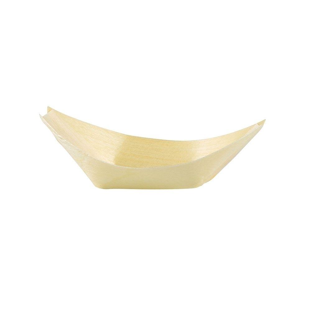 Holz-Schiffchen 11 cm