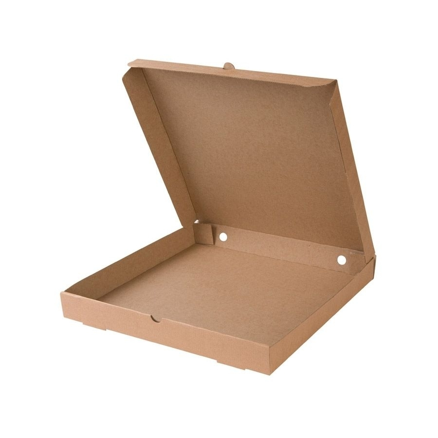 Pizzakartons Ø 40 cm, braun