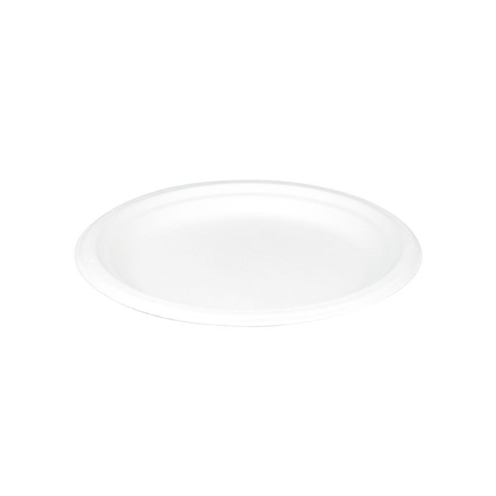 Zuckerrohr-Teller Ø 22 cm, rund