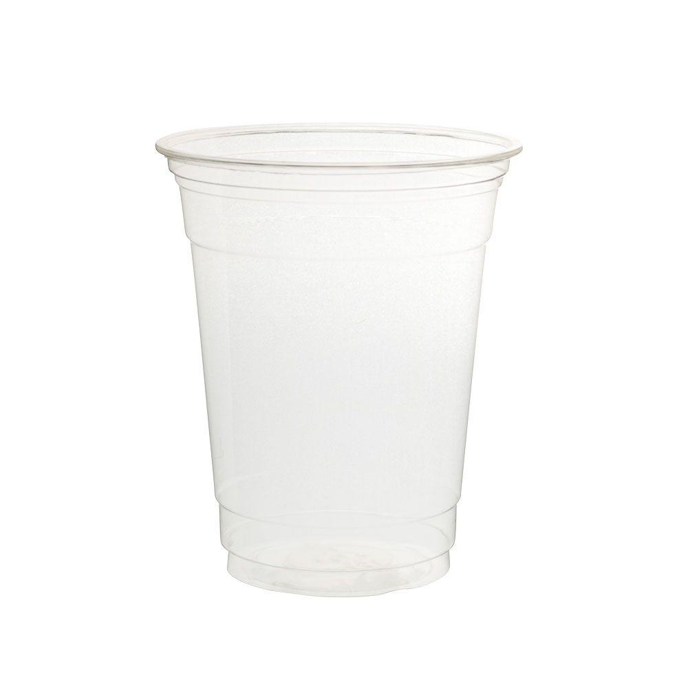 PLA-Klarbecher 300 ml / 12 oz, Ø 90 mm
